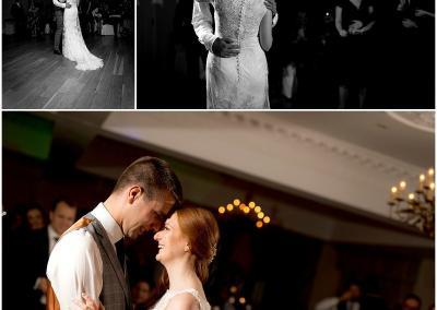 First dance at St James Hotel Nottingham