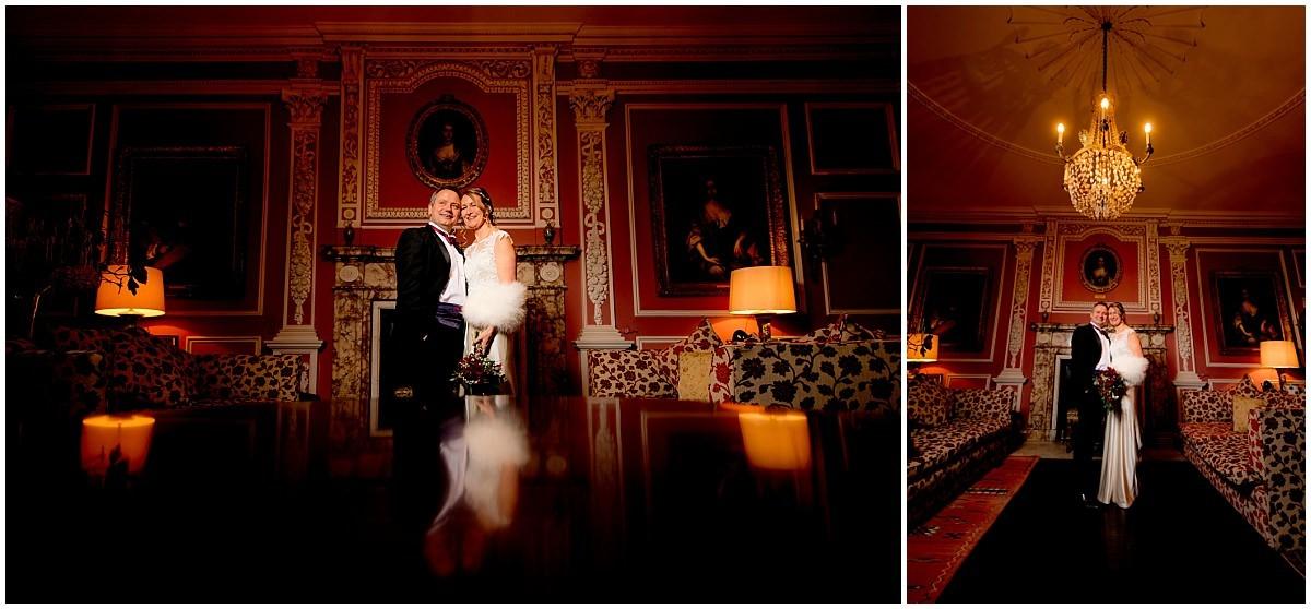 Best Nottingham Wedding Photographer sunset portrait