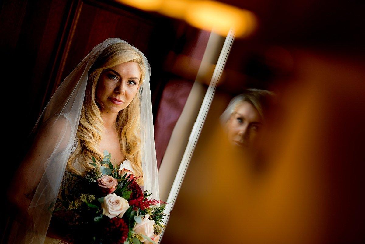 Hazel Gap Barn bride
