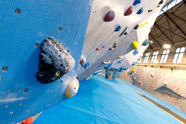 Depot climbing centre Virtual Tour