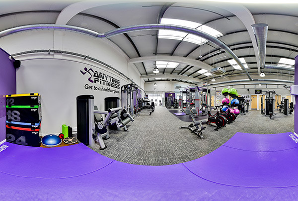 Anytime Fitness Google Virtual Tour