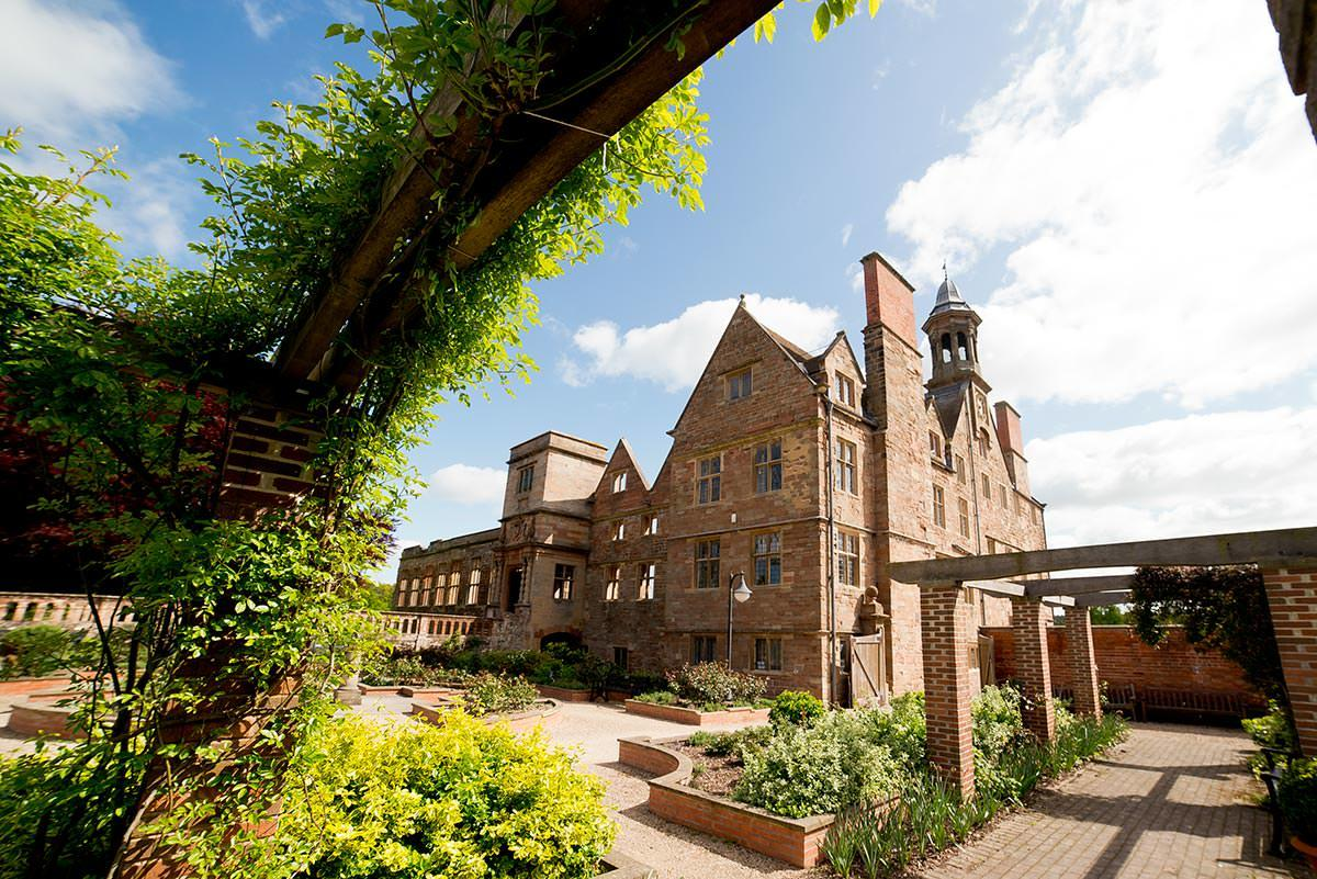 Commercial Photography Nottingham & Derby Rufford Abbey