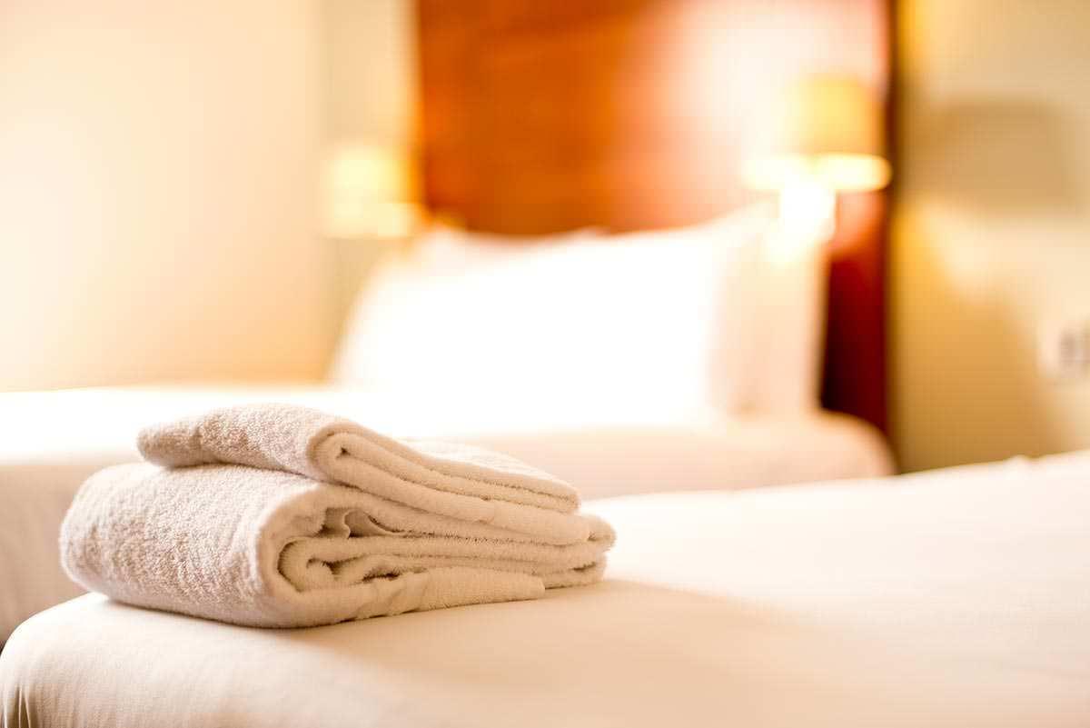 Towels details