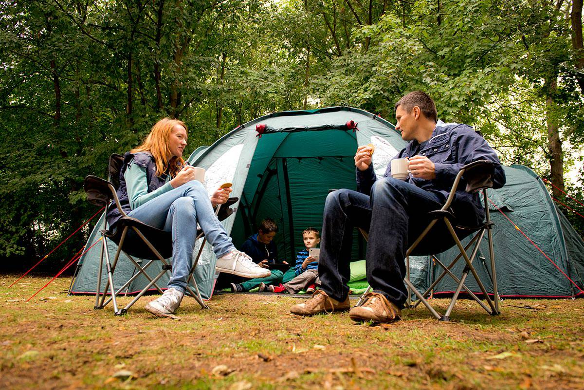 Commercial Photography Nottingham & Derby Camping