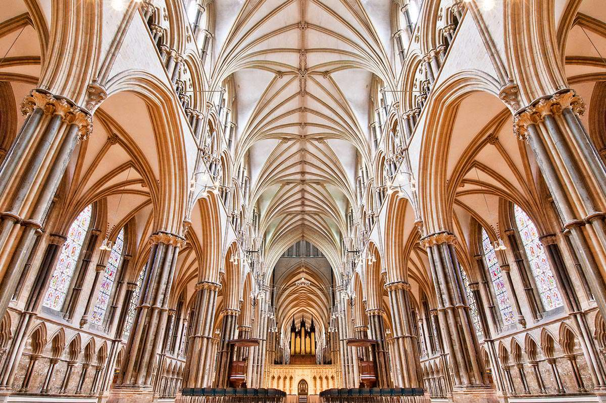 Commercial Photography Nottingham & Derby cathedral