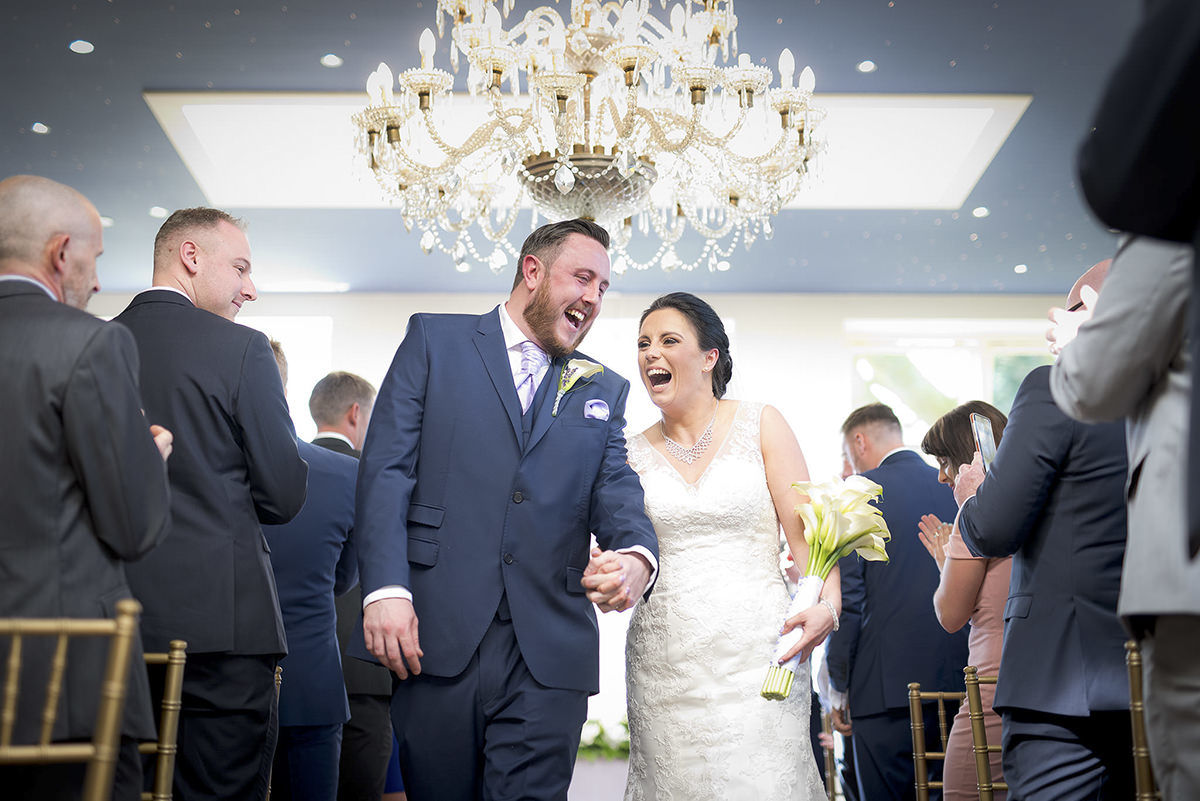 Documentary wedding photography in Nottingham & Derby Shottle Hall