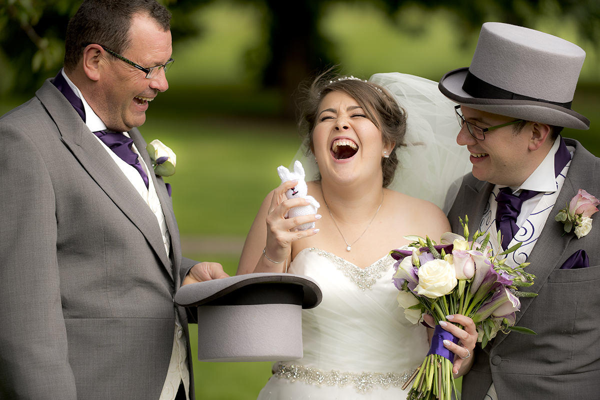 The best Documentary wedding photography in Nottingham & Derby