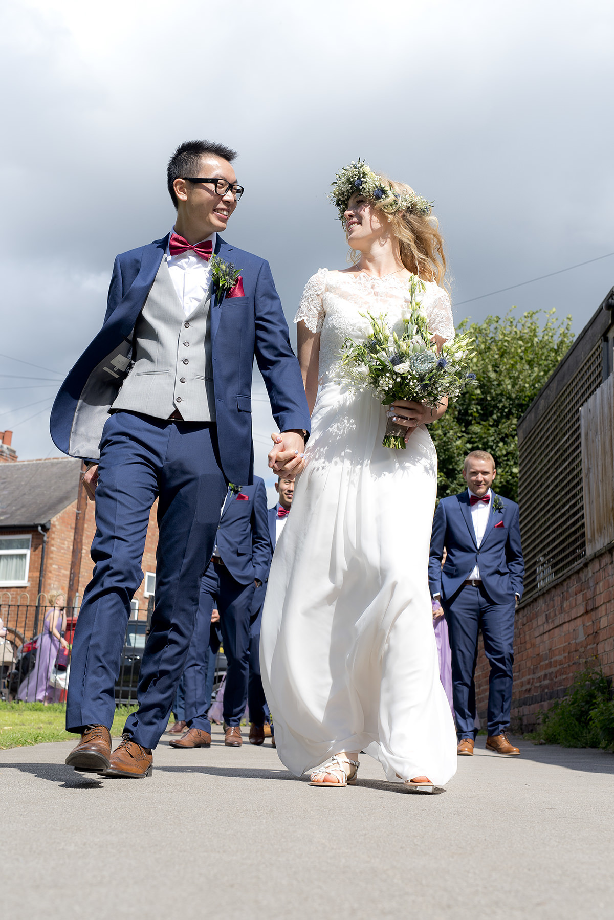 Chinese wedding photography in Nottingham & Derby