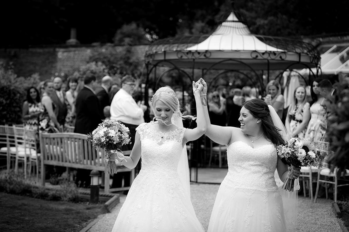 Documentary wedding photography in Nottingham & Derby brides