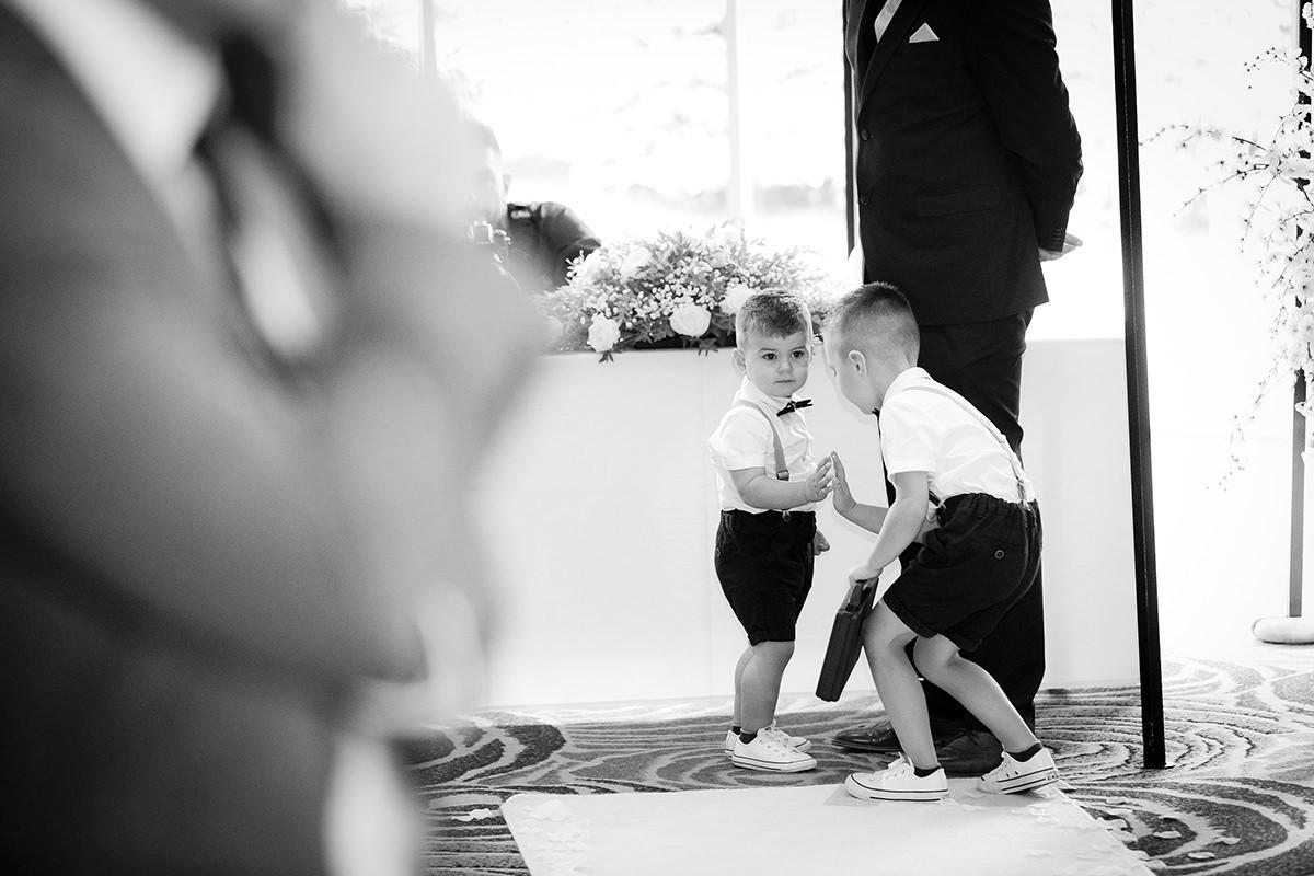Documentary wedding photography in Nottingham & Derby Kids