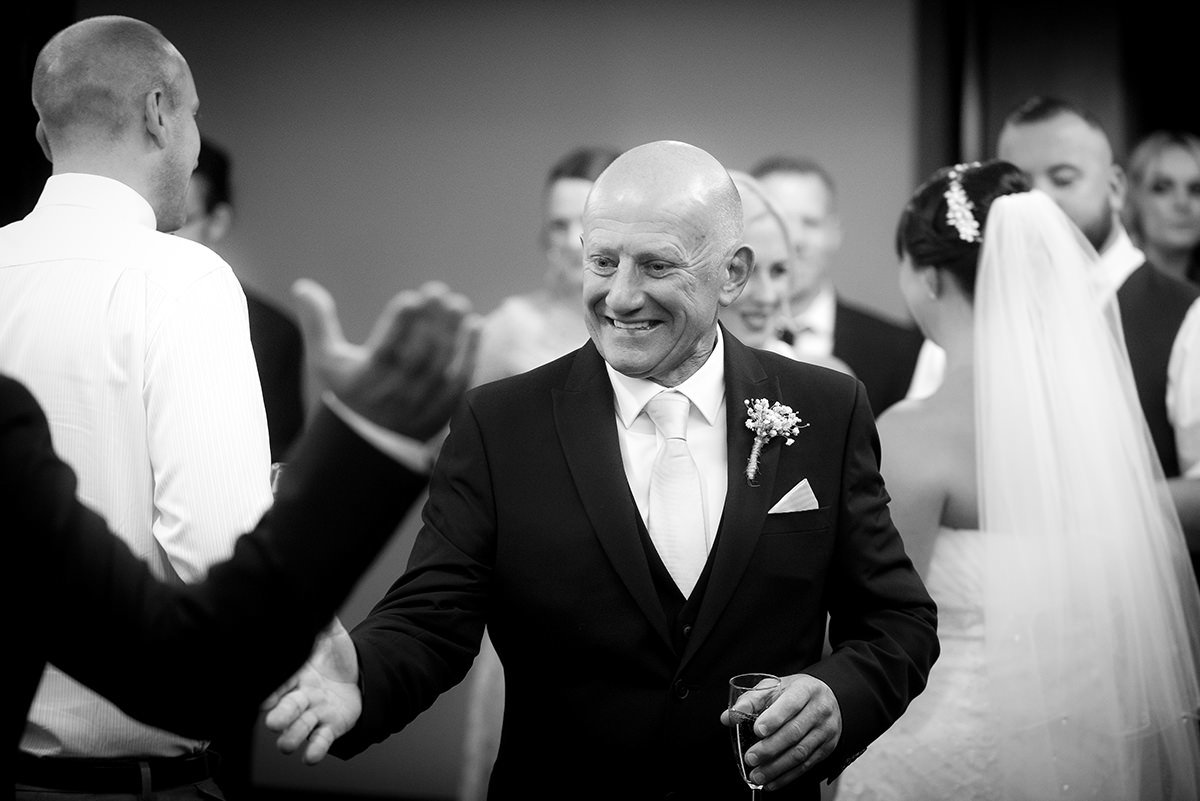 Documentary wedding photography in Nottingham & Derby