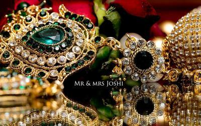 A colourful Hindu Wedding at Stapleford Park | Jade & Bhavik