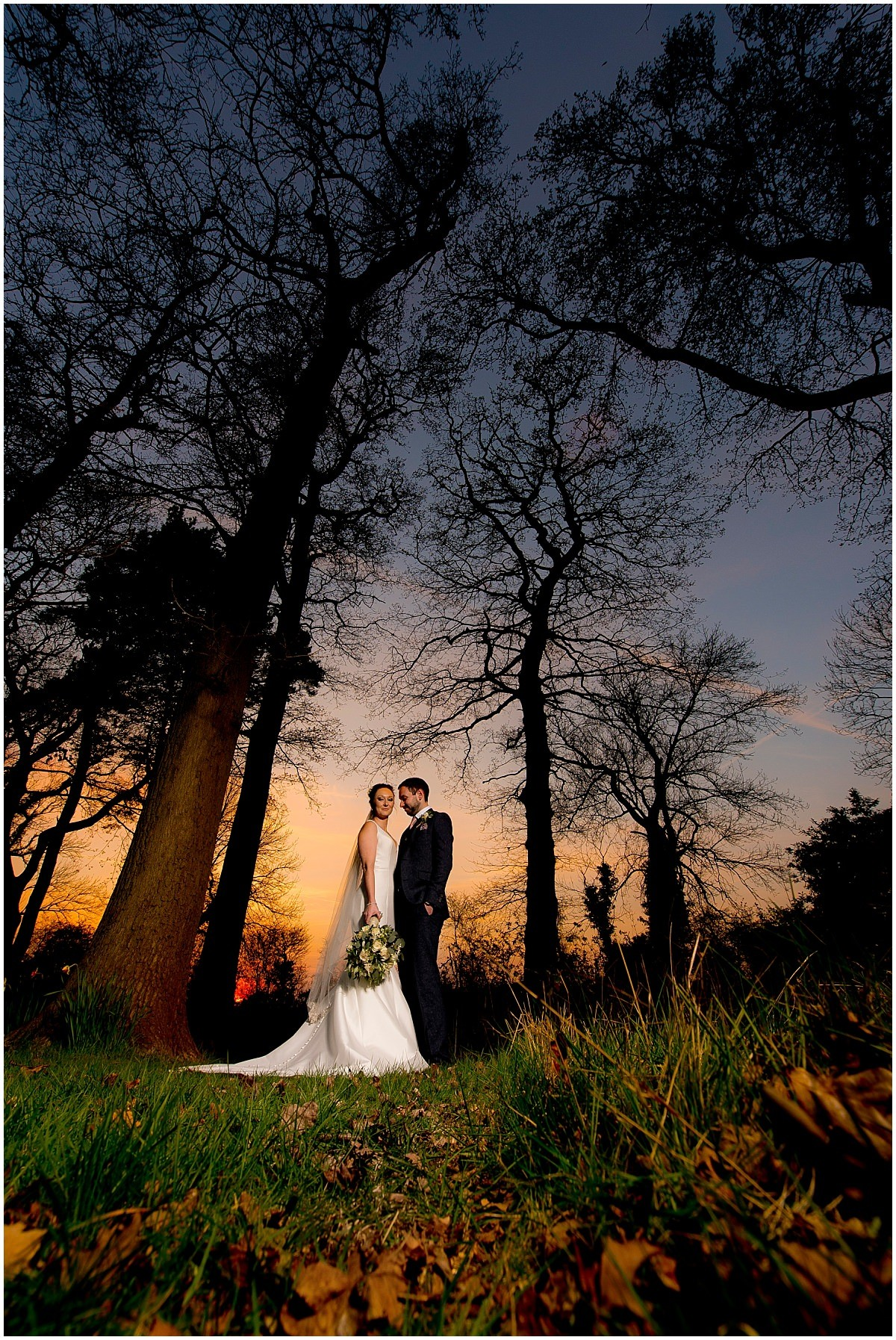 Epic Spring wedding at Kelham House