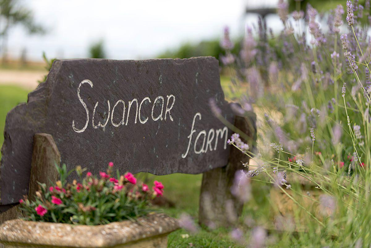 Swancar Farm Wedding Photography signage