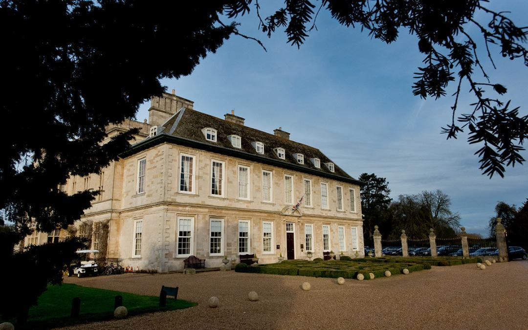 Weddings at Stapleford Park