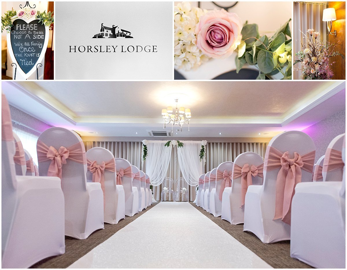 Sikh Wedding Horsley Lodge