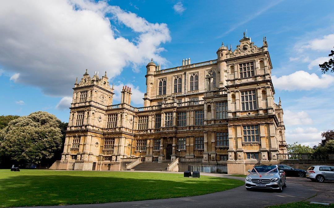 Weddings at Wollaton Hall