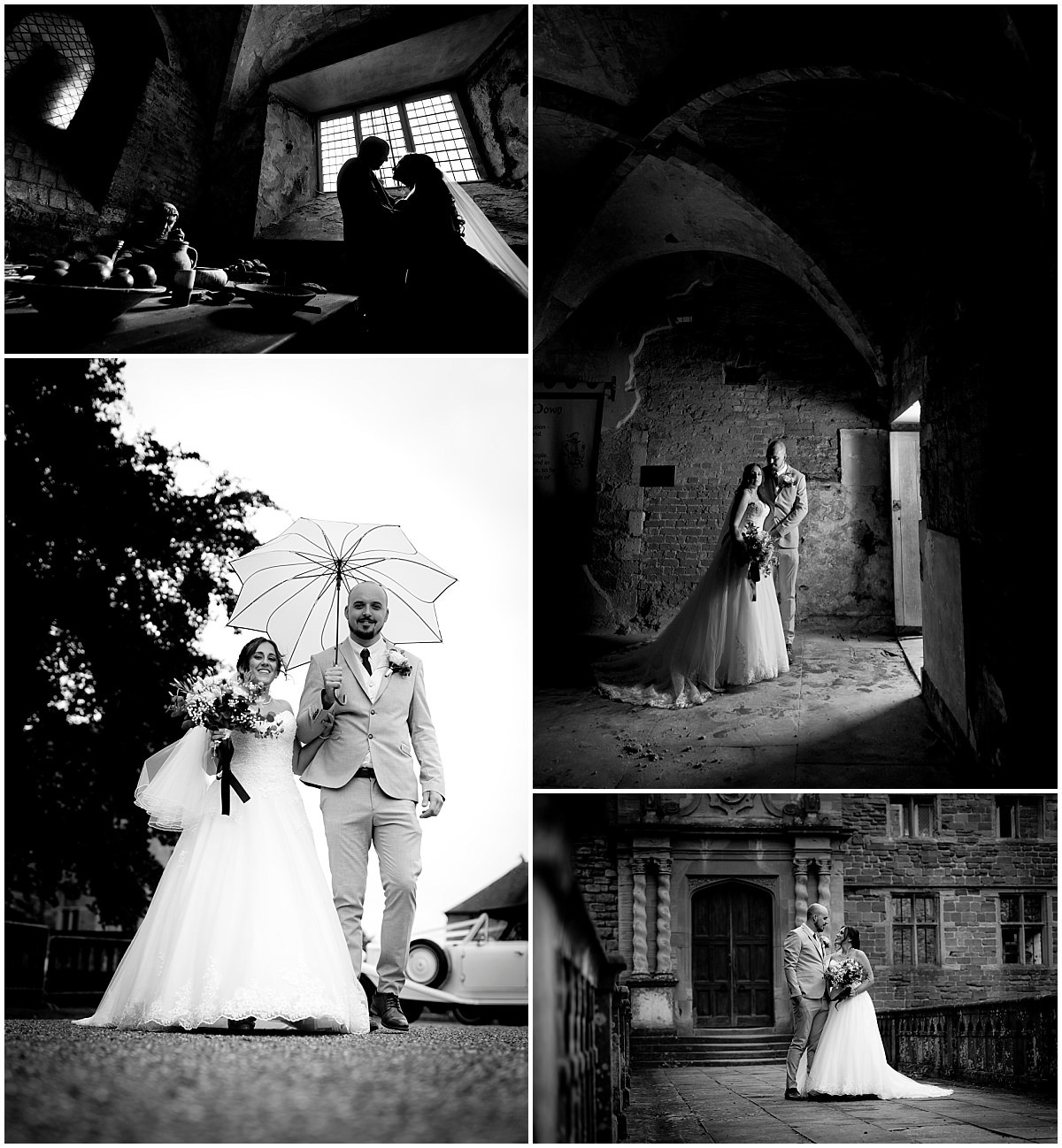 Rufford Mill Wedding Photography portraits