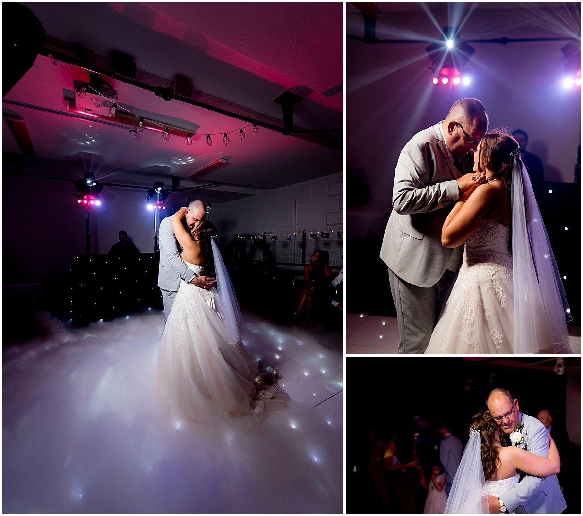 Rufford Mill Wedding Photography 1st dance