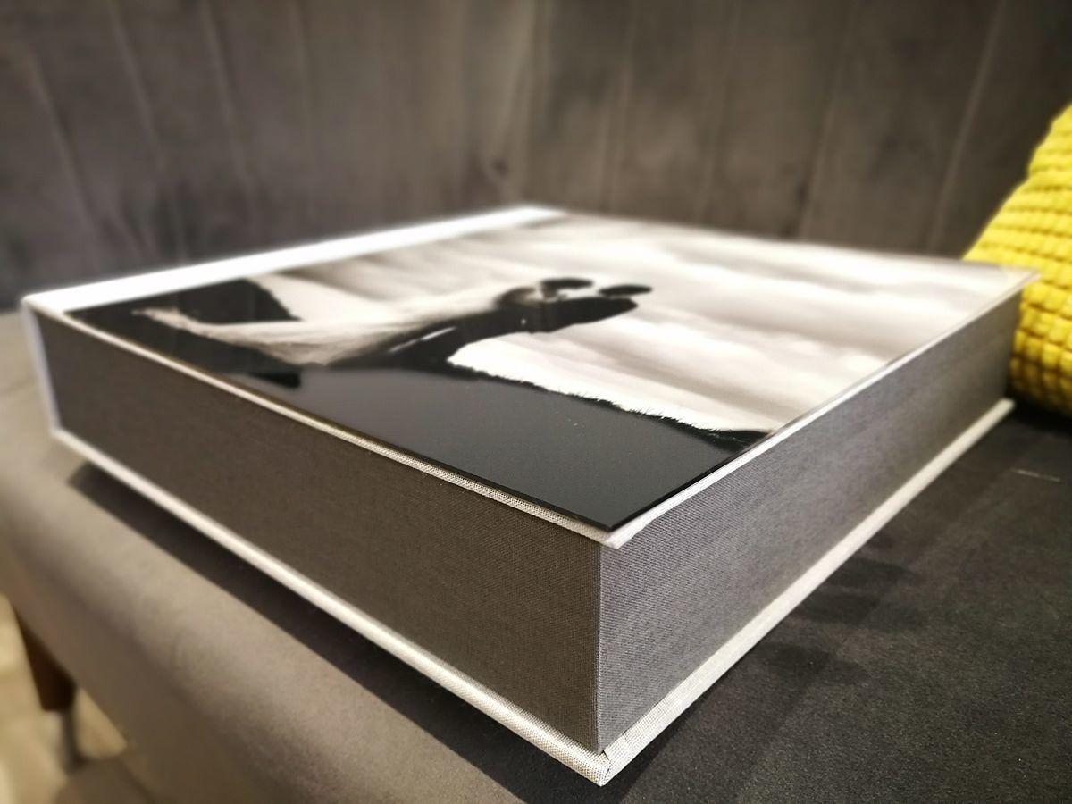Storybook wedding albums Acrylic