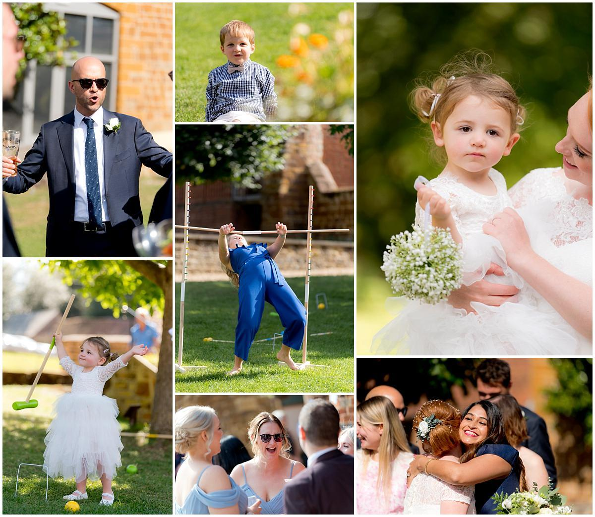 The Barns at Hunsbury Hill Wedding candids