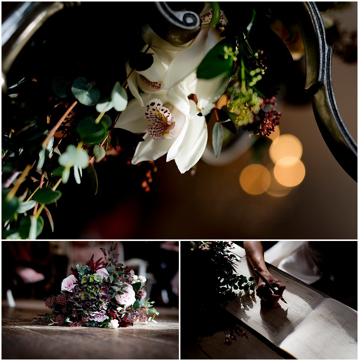Wedding at The Old Vicarage Boutique Hotel details