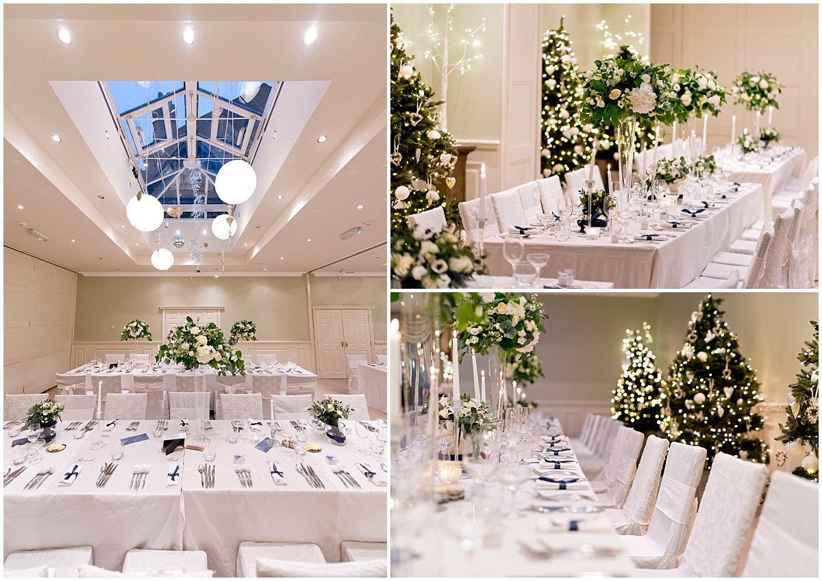 Wedding at Blackbrook House Details