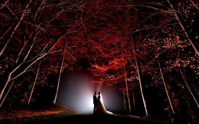 A Festive Wedding at Blackbrook House   Megan & Jack