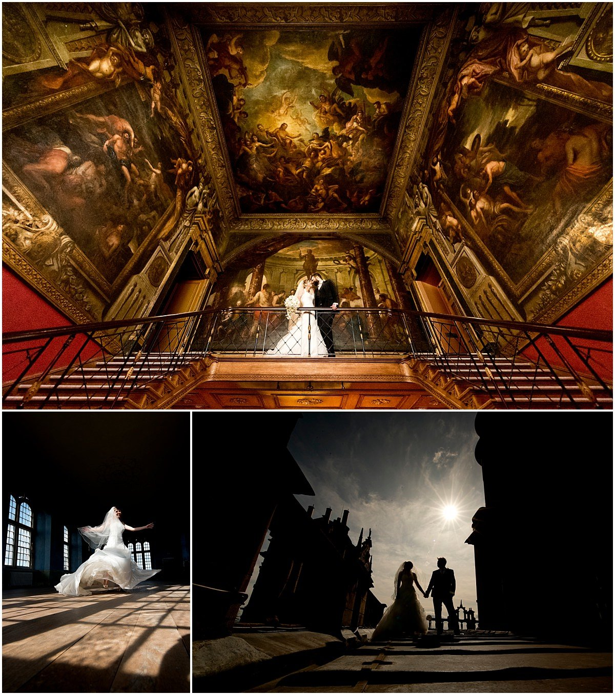 Best Wedding Photographer Nottingham & Derby Wollaton Hall