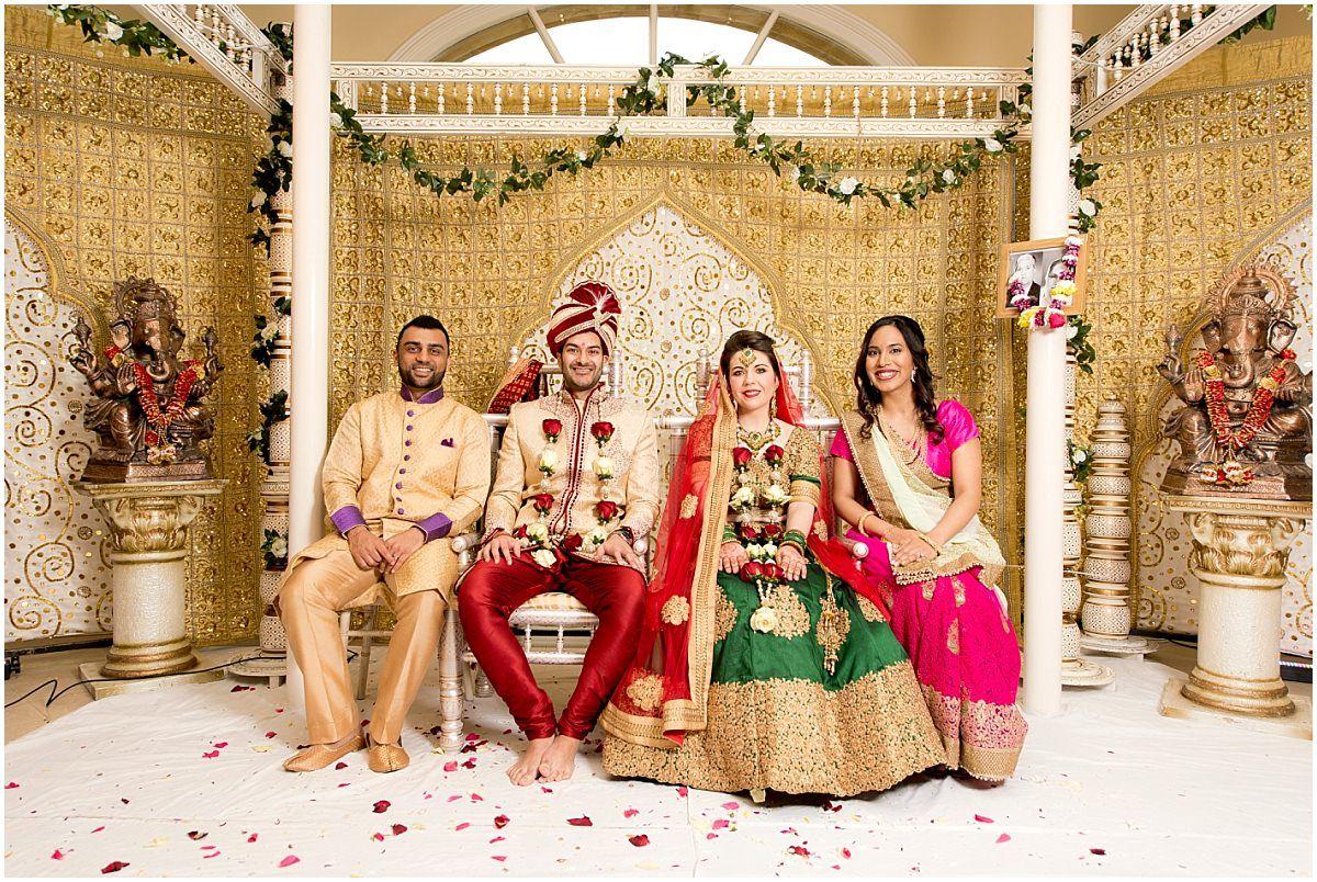 Asian Wedding Photography Mandap