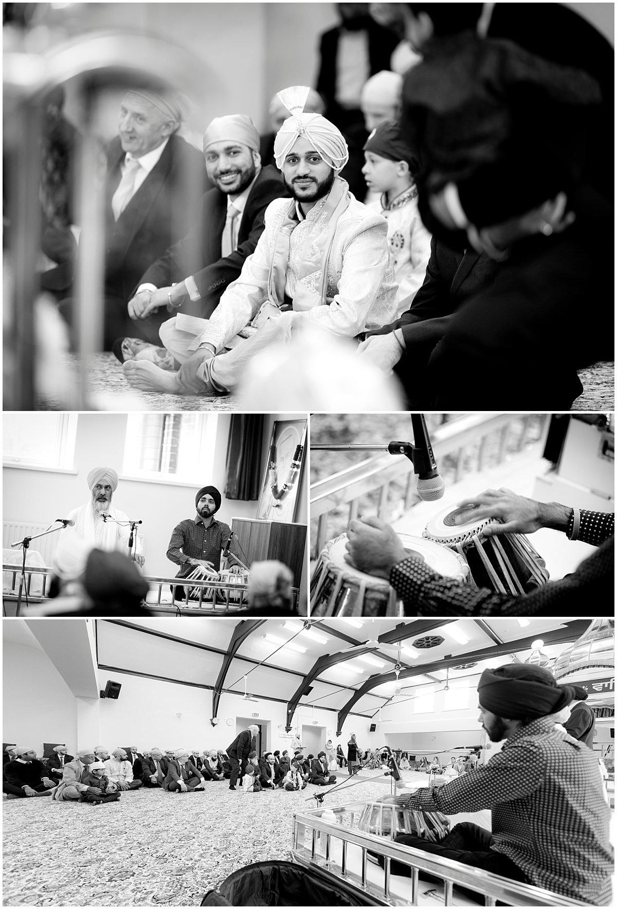 Sikh Wedding in Nottingham