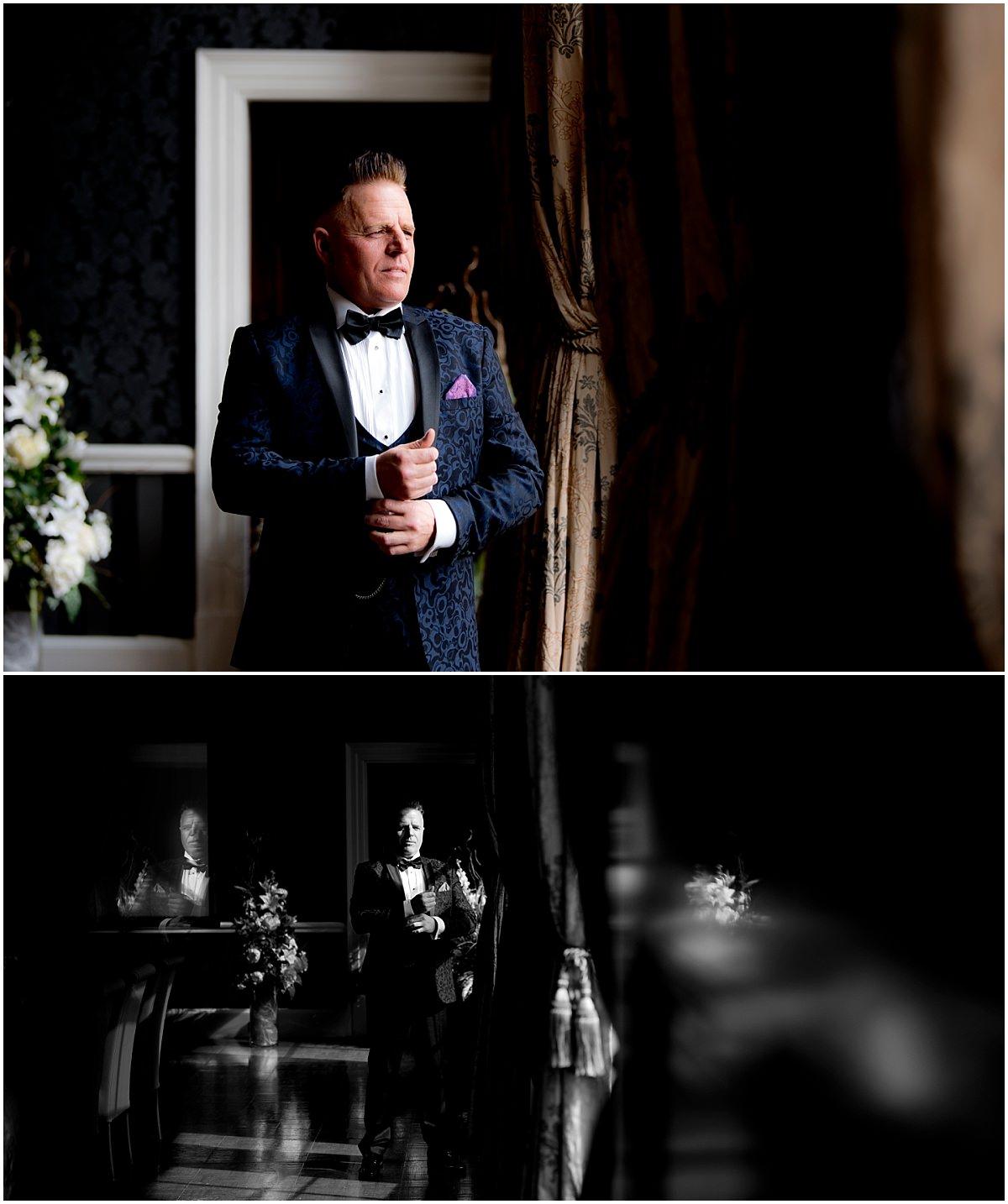 Humanist Wedding - Groom