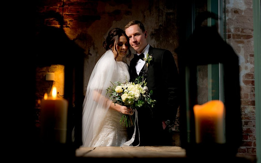 A Winter Wedding at Hazel Gap Barn | Hollie & Lee