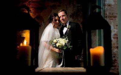 A Winter Wedding at Hazel Gap Barn   Hollie & Lee