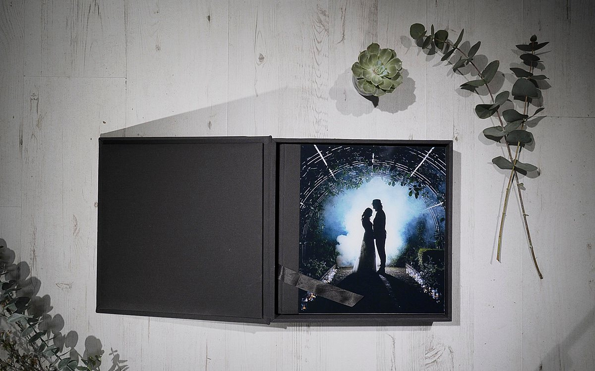 Acrylic Album Cover