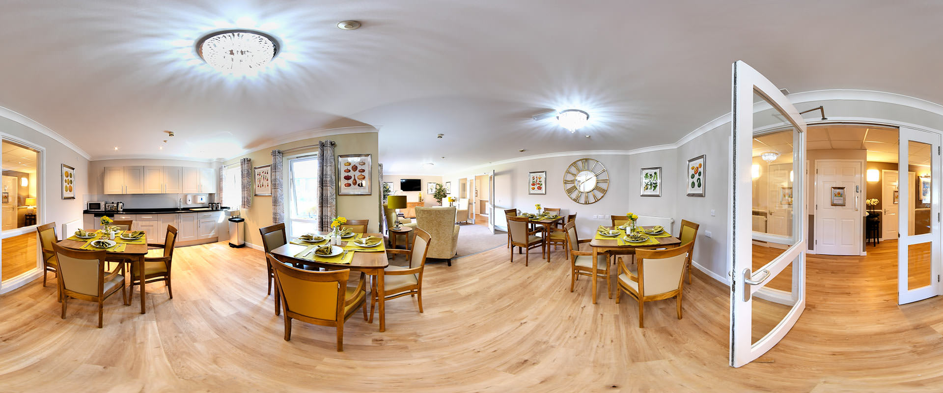 Virtual Tours Nottingham - Care home