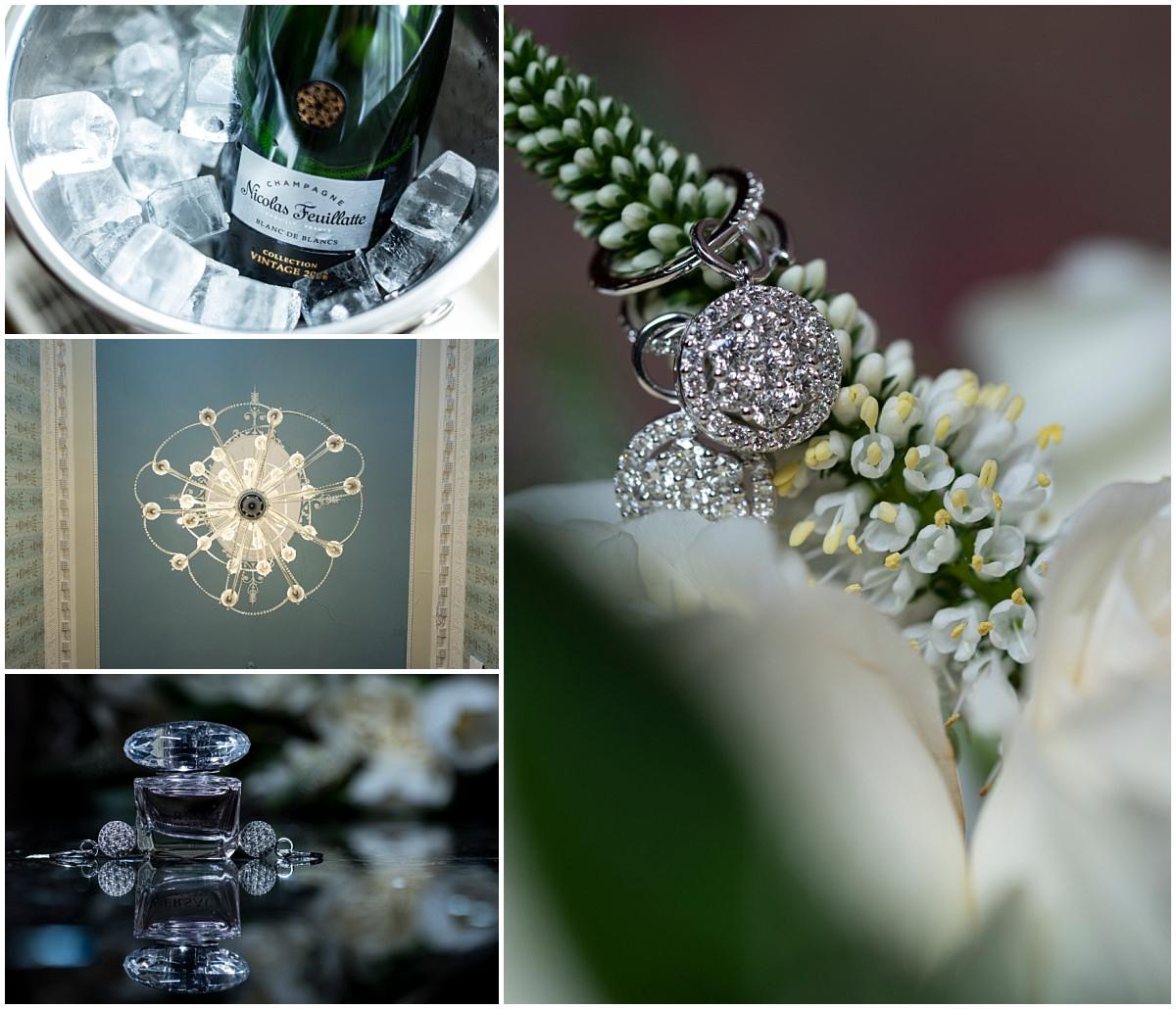 Wedding at Colwick Hall - Room