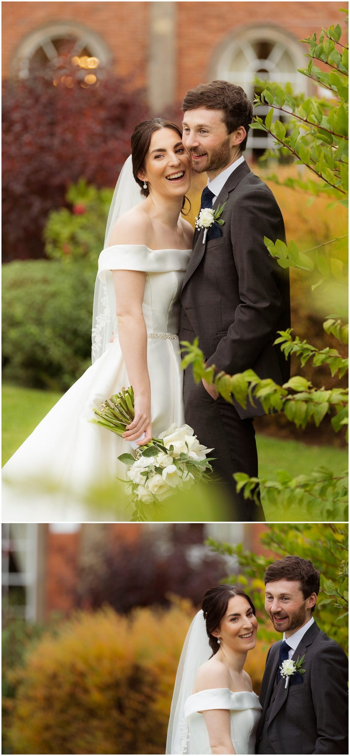 Wedding at Colwick Hall