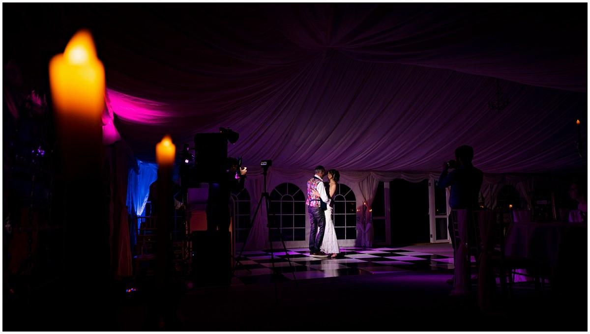 Creative Belvoir Castle Wedding